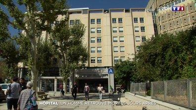 Marseille : perdu dans un hôpital, un homme retrouvé mort quinze jours après