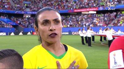 Italie - Brésil : Voir l'hymne brésilien en vidéo