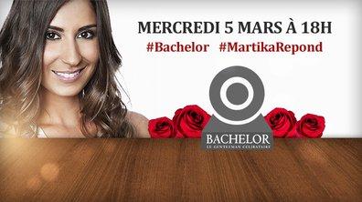 #Bachelor : Chat vidéo avec Martika mercredi à 18h sur le site de NT1