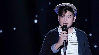 """The Voice Kids 2020 - Martin chante """"Les oubliés"""" de Gauvain Sers"""