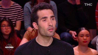 """Martin Fourcade rempile: """"J'ai encore de belles choses à vivre"""""""