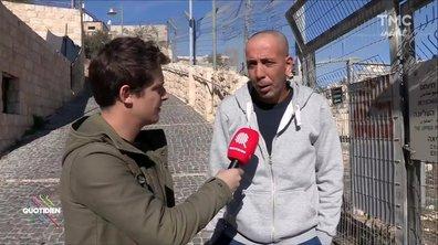 """Martin Weill : """"Le calme est précaire à Jerusalem"""""""