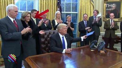 Martin Weill : Crazy Trump a encore frappé