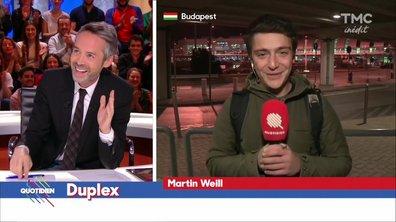 Martin Weill : Son enquête sur l'extrême droite en Suède