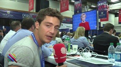 Martin Weill fait le bilan du débat Donald Trump - Hillary Clinton