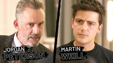 Martin Weill face à Jordan Peterson, l'intellectuel aux théories masculinistes [version longue]