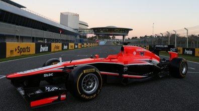 F1 2013 : la Marussia MR02 adopte le KERS, et Razia ?