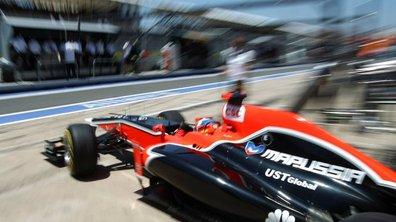 F1 : la Marussia échoue aux crash-tests, pas d'essais à Barcelone