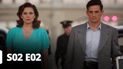 Marvel : Agent Carter - S02 E02 - Un aperçu des ténèbres