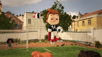 Découvrez la mascotte de l'Euro 2016