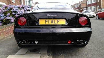 Insolite : une Maserati 4200 convertie en Alfa Romeo 8C à la vente !
