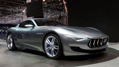 Le Maserati Alfieri plus beau concept au Concours d'Elégance Villa d'Este 2014