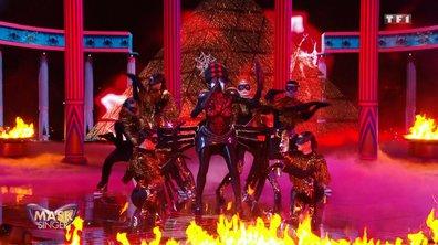 Mask Singer - Araignée chante « Sans contrefaçon » de Mylène Farmer
