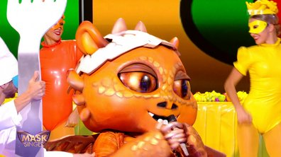 Mask Singer - Dragon chante « On va s'aimer » de Gilbert Montagné
