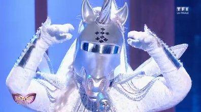 Mask Singer - Licorne chante « Total eclipse of the heart » de Bonnie Tyler