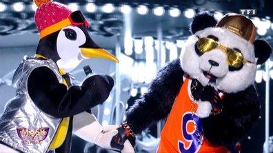 Mask Singer - Manchot et Panda chantent « Shallow » de Lady Gaga, Bradley Cooper