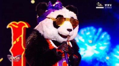 Mask Singer - Panda chante « Firework » de Katy Perry