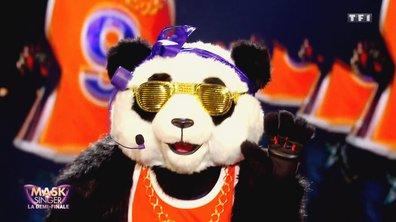 Mask Singer - Panda chante « Single ladies » de Beyoncé