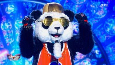 Mask Singer - Panda chante « Take me to church » d'Hozier