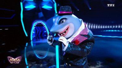 Mask Singer - Requin chante « Human » de Rag'n'Bone Man