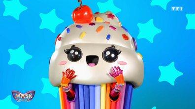 Mask Singer - Seconds indices : Cupcake (Emission 2)