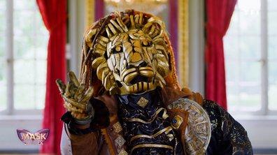 Mask Singer - Seconds indices : Lion (Emission 2)