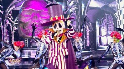 RÉVÉLATION - Qui est Squelette de Mask Singer ?