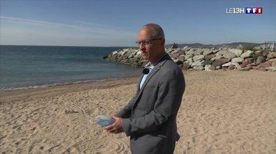 Masque à la plage : des règles différentes des Alpes-Maritimes au Var