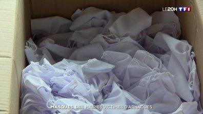 Masques : des maires victimes d'arnaques