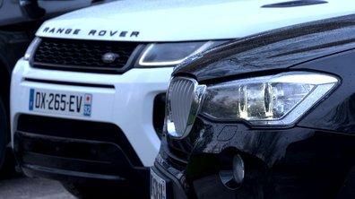 Teaser : combat de SUVs premiums dans Automoto