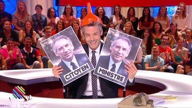 Morning Glory - François Bayrou a le don d'ubiquité