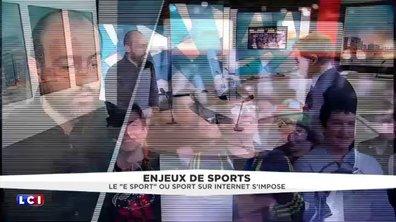 """Enjeux de sport : Focus sur le phénomène du """"E Sport"""""""
