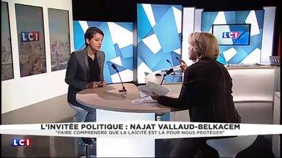 L'invité d'Arlette Chabot: Najat Vallaud-Belkacem