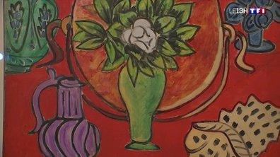 Matisse à l'honneur au Centre Pompidou