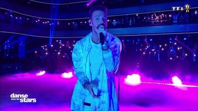 DALS - Matt Pokora chante en live son titre « Les Planètes »