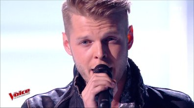 Matthieu - « With Or Without You » (U2) (Direct – Saison 6)
