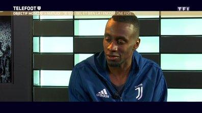 """[EXCLU Téléfoot 07/01] - Matuidi : """"A la Juventus, on travaille énormément et ça paye"""""""