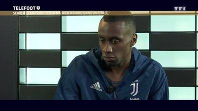 """[EXCLU Téléfoot 07/01] - Matuidi revient sur les insultes racistes : """"Ce sont des choses qui n'ont rien à faire dans le football"""""""