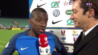 """Bulgarie-France : les Bleus parlent """"un match d'hommes"""""""