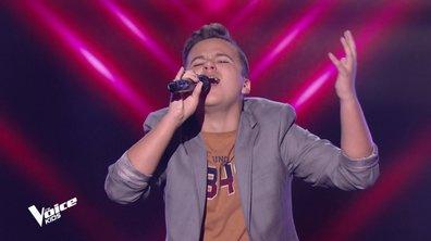 The Voice Kids 6 - Mathias s'offre une standing ovation des coachs (REPLAY)