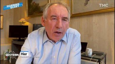 """""""4000€, c'est la classe moyenne"""": la mise au point/mauvaise foi de Bayrou"""