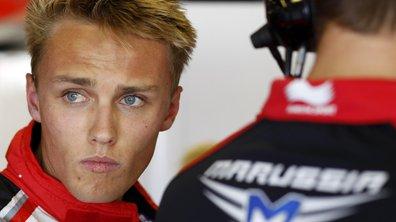 F1 : Max Chilton titularisé chez Marussia en 2013