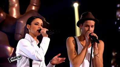 The Voice 4 - Les battles : Epatant Max Blues Bird, Robinne s'en va