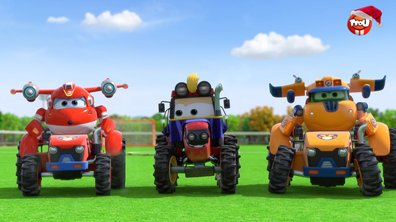 Super Wings - Maximaille : maxi match