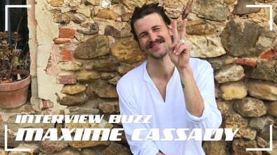 """Maxime Cassady, son interview Buzz  ✌ """"« C'était un trip assez tripant ! »"""