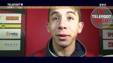 """[Exclu Téléfoot 11/12] - Maxime Lopez : """"Ce but, je m'en souviendrai toute ma vie"""""""