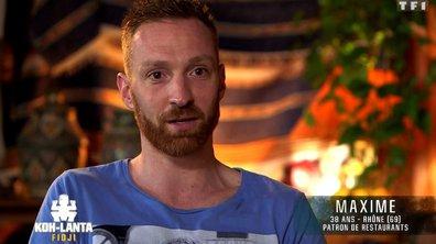 Découvrez Maxime, nouvel aventurier de l'émission (VIDEO)