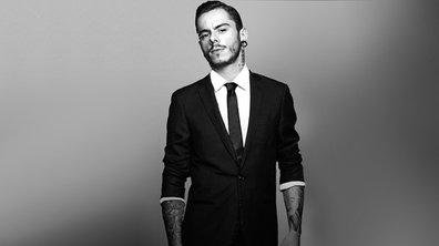 """Maximilien Philippe (The Voice 3) dévoile son premier single, une reprise """"Je suis un homme"""" de Zazie"""