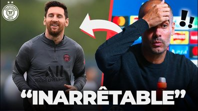 Messi FAIT PEUR à Guardiola pour PSG-City ! - La Quotidienne #932