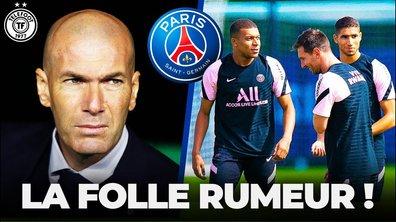 Zidane, la FOLLE rumeur sur son avenir ! - La Quotidienne #952